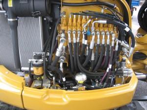 hydraulikservice - umbau steuerventil rovatec