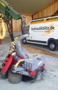mobiler hydraulikservice von rovatec